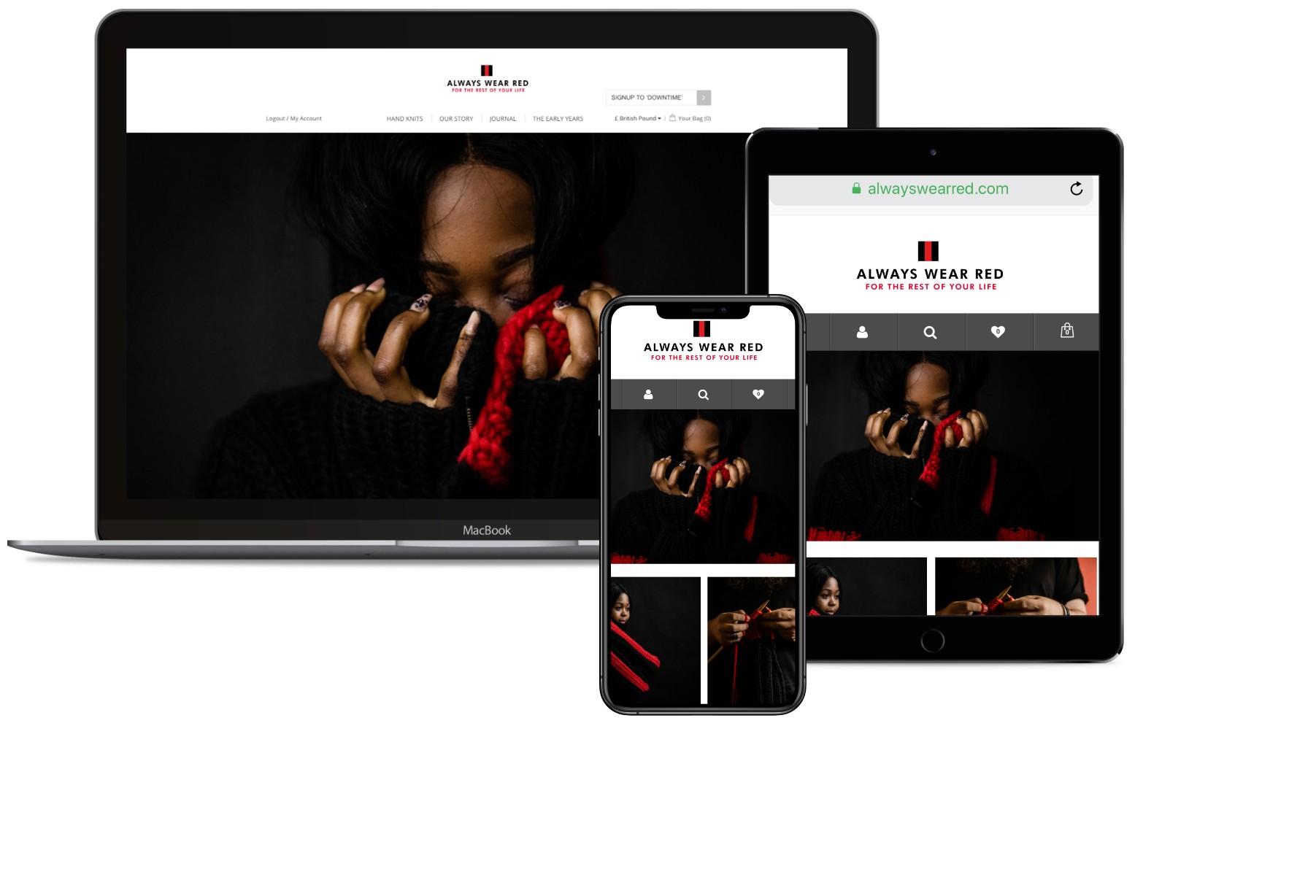 Responsive Online Stores
